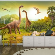 Fototapeta  Dinozaury