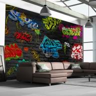 Fototapeta  Graffiti wall