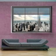 Fototapeta  Nowojorskie okno II