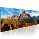 Obraz - góra, krajobraz - panorama