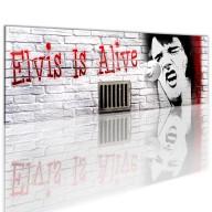 Obraz  Elvis żyje