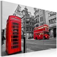 Obraz  Życie w Londynie