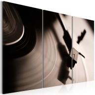 Obraz  Stylowy gramofon