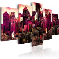 Obraz  Miasto snów