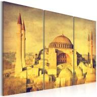 Obraz  Inspiracja Orientem w wersji retro