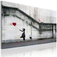 Obraz  Zawsze jest nadzieja (Banksy)