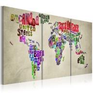Obraz  Lekcja geografii