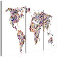 Obraz  Digital World