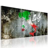 Obraz  Włochy  kuźnia talentów