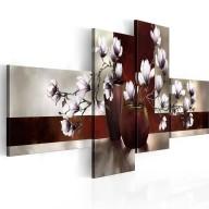 Obraz  Magnolie w wazonie