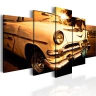 Obraz  Luksusowa przejażdżka
