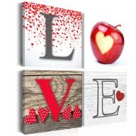 Obraz  Owoc miłości