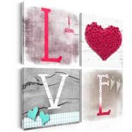 Obraz  Say that you love me