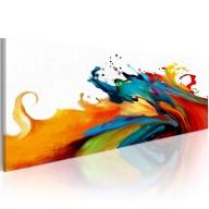 Obraz  Colorful Storm