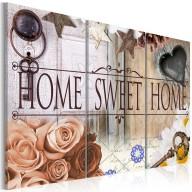 Obraz  Home in vintage style