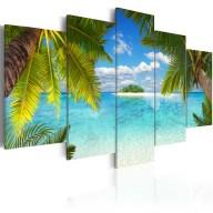 Obraz - Rajska wyspa