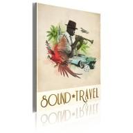 Obraz  Sound&Travel