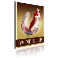 Obraz  Wine Club