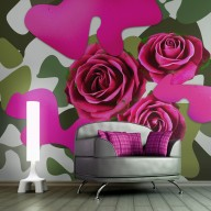 Fototapeta  Pink craziness