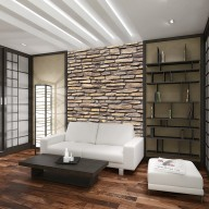 Fototapeta  Stone  stylish design