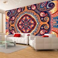 Fototapeta  Egzotyczna mozaika
