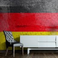 Fototapeta  Niemiecka flaga