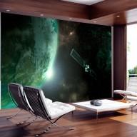 Fototapeta  Zielona planeta