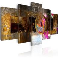 Obraz  Złota konstelacja