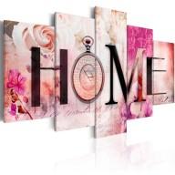 Obraz  Dom róż
