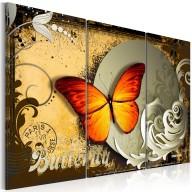 Obraz  Lot motyla