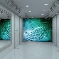 Fototapeta  woda  blue ocean