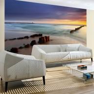 Fototapeta  Plaża  wschód słońca