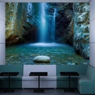 Fototapeta  Wodospady w Górach Troodos, Cypr