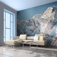 Fototapeta  Zima w Alpach