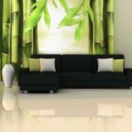 Fototapeta  Bambus i zen