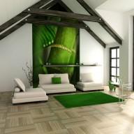 Fototapeta  bambus  detal