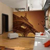 Fototapeta  Potęga Paryża