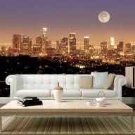Fototapeta  Księżyc nad Miastem Aniołów