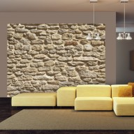 Fototapeta  Stara kamienna ściana