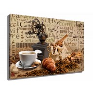 Obraz - Kawowy deser