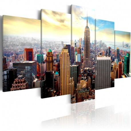 Obraz - Serce miasta