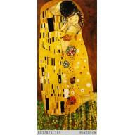 Pocałunek wg Gustav Klimt