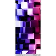 Tęczowe bloki 3D