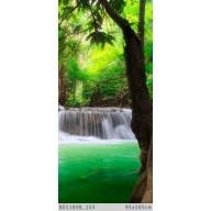 Tajlandia wodospad w Kanjanaburi