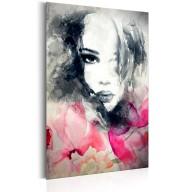 Plakat metalowy  Portrety Elegia o smutku [Allplate]