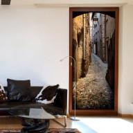 Fototapeta na drzwi  Kamienne miasto