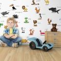 Fototapeta XXL - zwierzęta (dla dzieci)