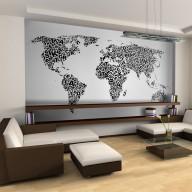 Fototapeta XXL  Mapa myśli