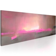 Obraz malowany  W stronę światła