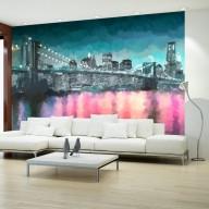 Fototapeta  Malowany Nowy Jork